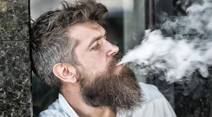 От курения выпадают волосы
