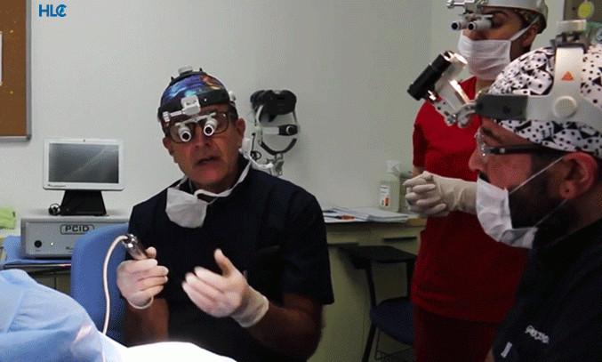 Тренировочная сессия с доктором Carlos Carlixto