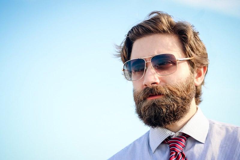 Роль бороды во внешности мужчины