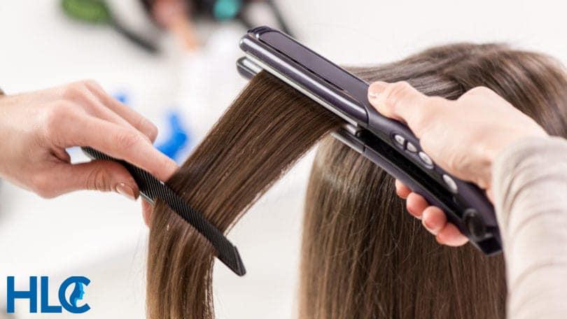 Метод кератинового восстановления волос