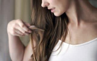 Психосоматика и выпадение волос