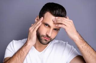 Пересадка волос на лоб мужчина и женщинам