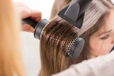 выпадение волос на висках у женщин лечение