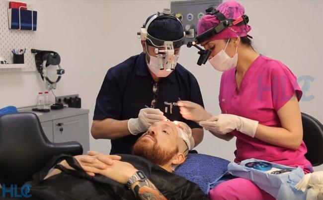 Чеклист перед трансплантацией волос