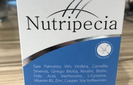 Пищевая добавка Nutripecia - коробка