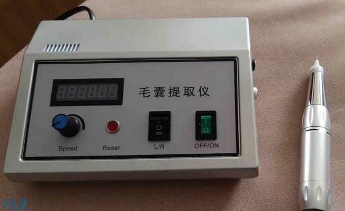 Микромотор для пересадки волос