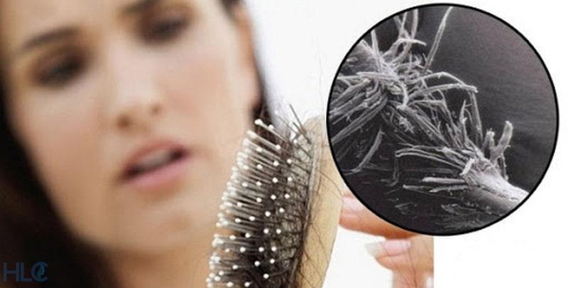 как покраска влияет на здоровье волос