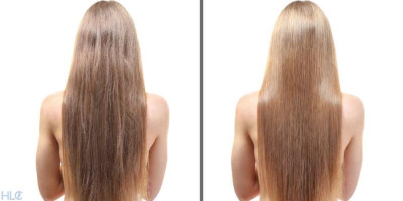 как покраска волос влияет на их здоровье