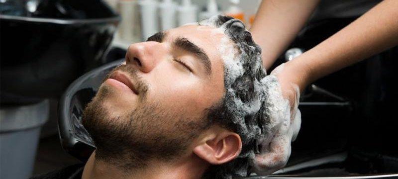 мытье головы после пересадки волос