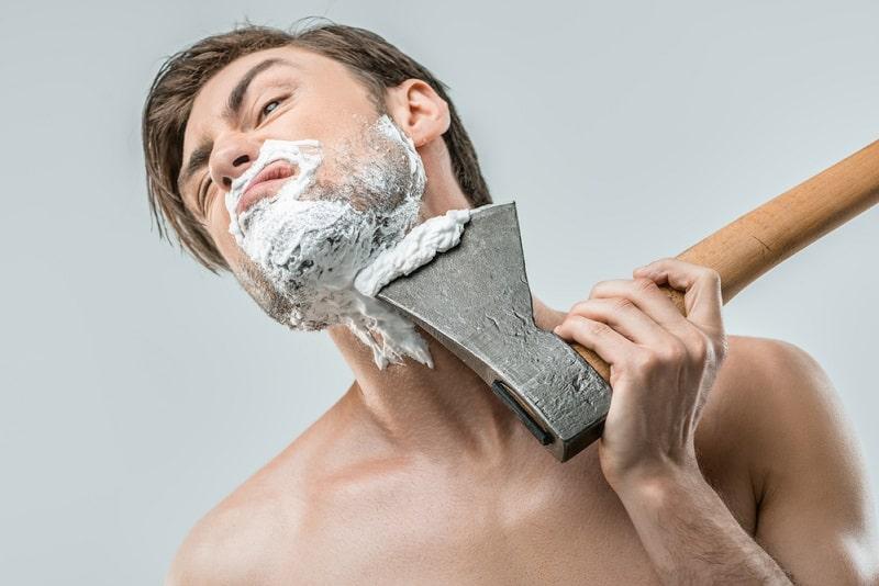 Почему борода растёт быстро?