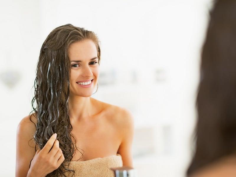 Усиленное питание волос