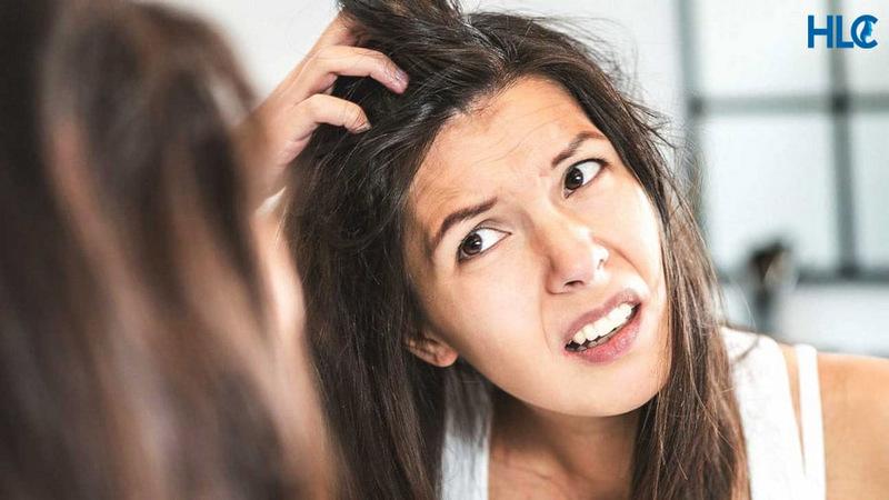 зимой важно тщательно увлажнять волосы