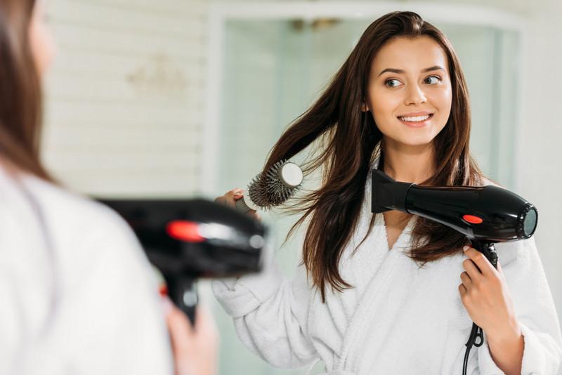 защита волос от теплового воздействия: советы