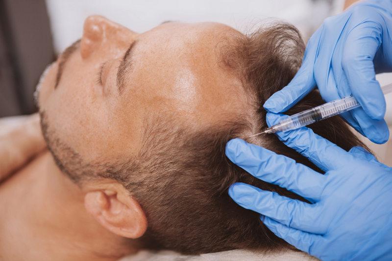 ионофреза как метод борьбы с выпадением волос