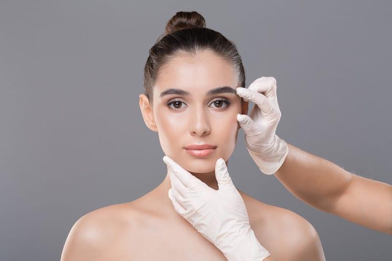 послеоперационный период после трасплантации бровей