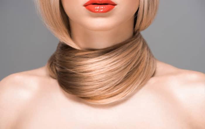 типы волос и типы кожи головы