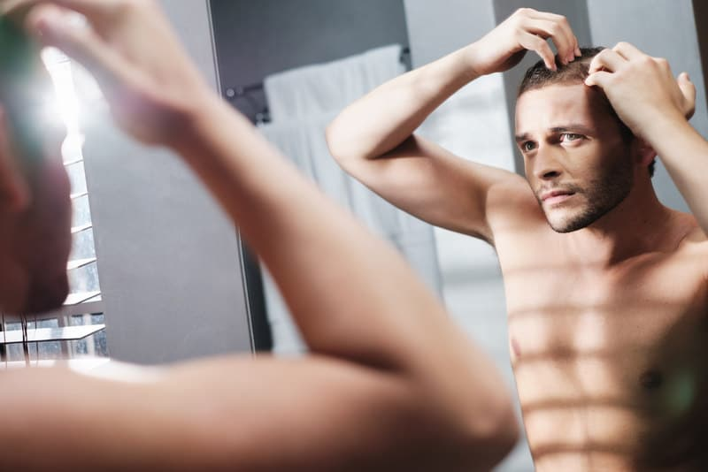 как избежать шокового выпадения волос?