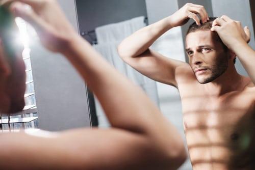 шоковое выпадение волос после трансплантации