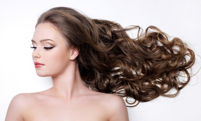 химическая завивка разрушает структуру волос
