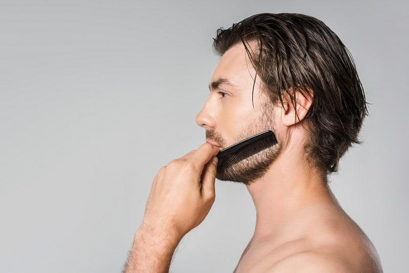 лечение очаговой алопеции на бороде