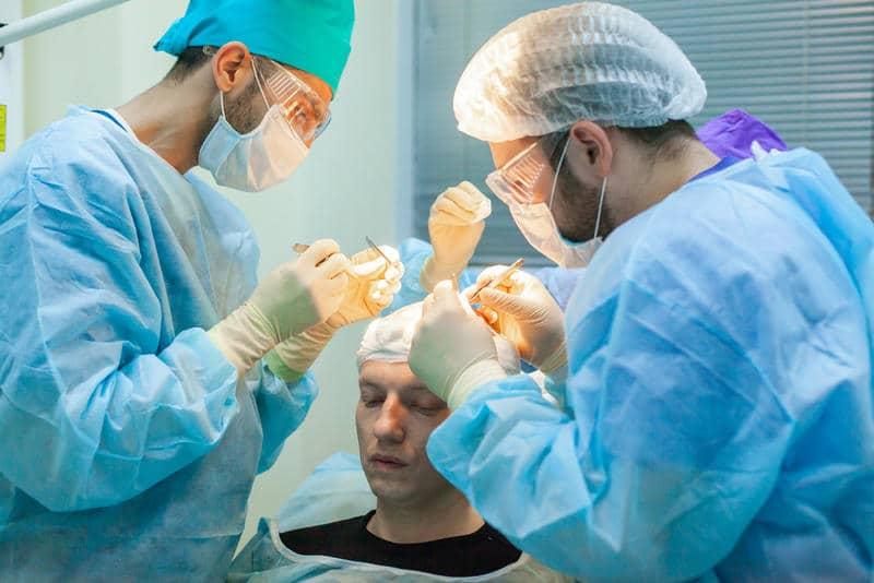 неудачная пересадка: исправление последствий