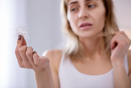 что такое реактивное выпадение волос
